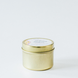 Scented Massage Oil Candle