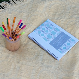 Sustainable Weekly Planner