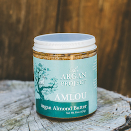 Fair Trade Almond Butter