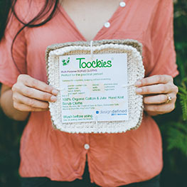 Eco Friendly Dish Cloths