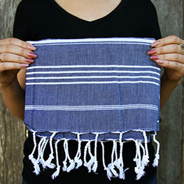 Handwoven Kitchen Towel