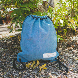 Handwoven Backpack From Sri Lanka