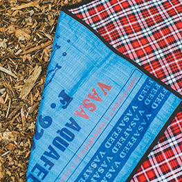 Fair Trade Picnic Blanket