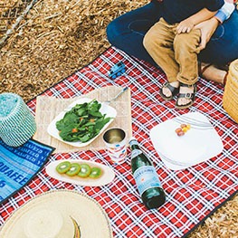 Artisan Made Picnic Blanket