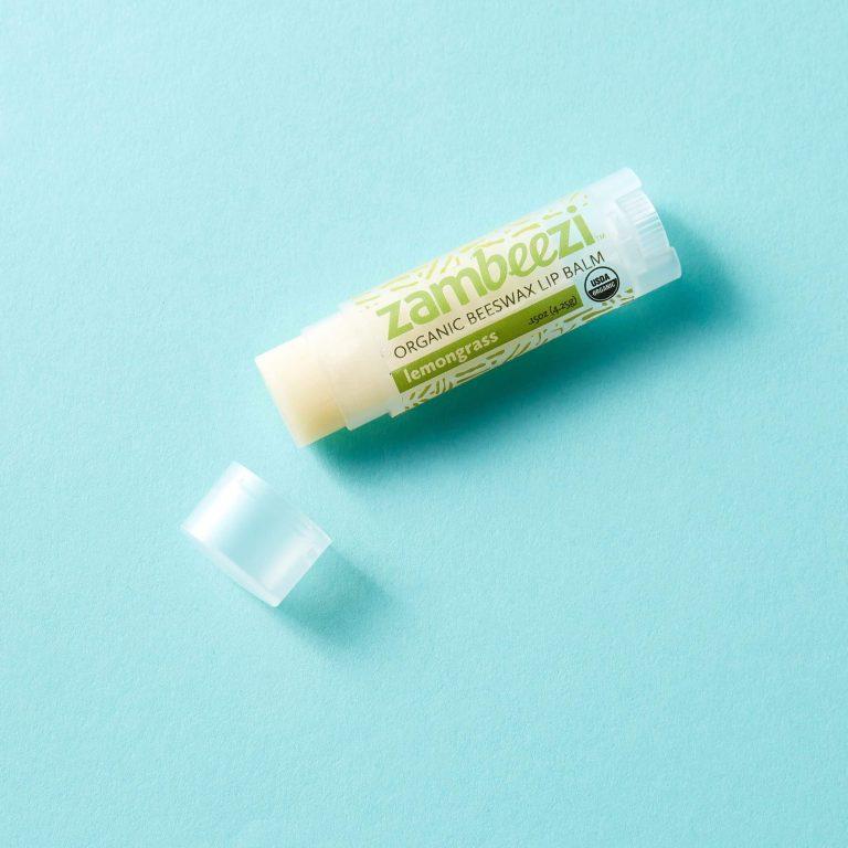 Organic Lip Balm - GlobeIn