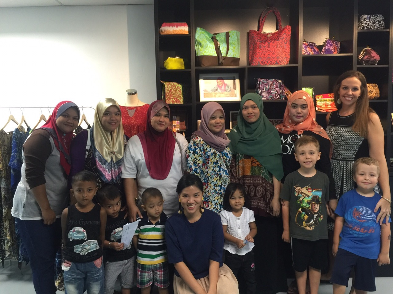 amy blair batik boutique staff