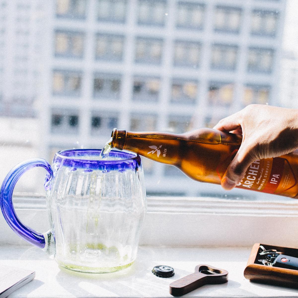 Ethical Beer Mug Gift Idea