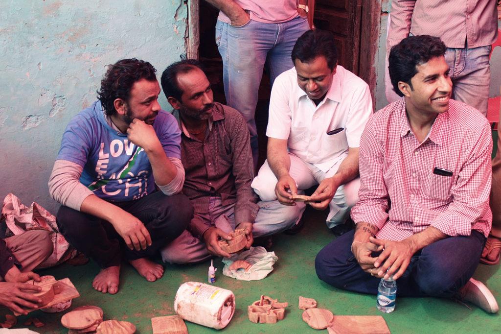 Matr boomie wood artisans manish gupta