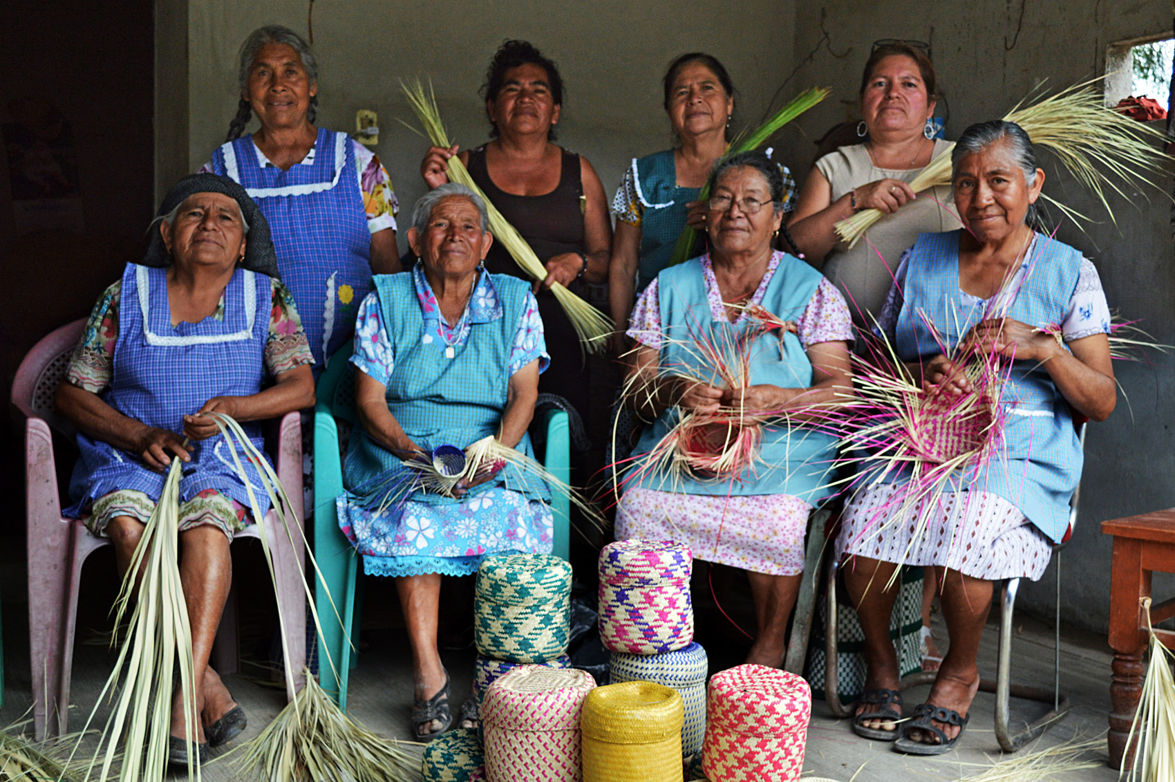 The Weaving Women of San Luis Amatlán