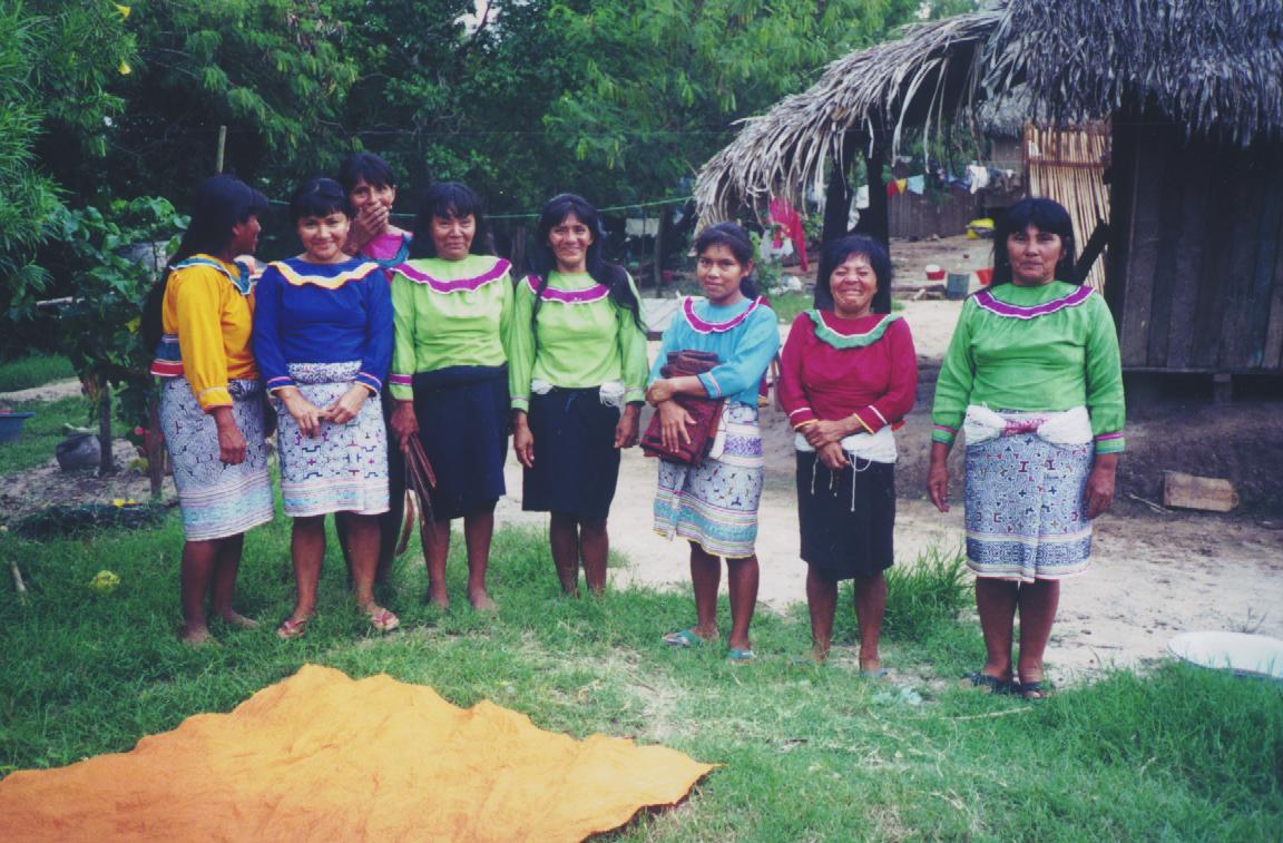 Women Artisans of Shipibo