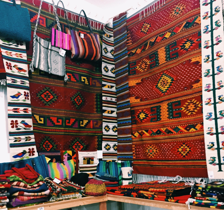 zapotec weaving technique